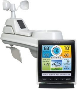 5-in-1 01512 Weather Station