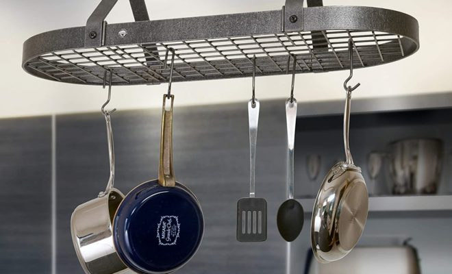 Best Ceiling Pot Racks