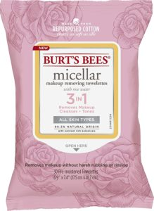 Burts Bees Makeup Removing Towelettes