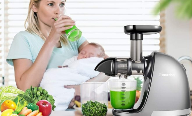 Juicer Machines for Fruit and Vegetable