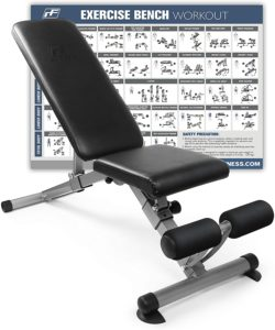 RitFit Foldable Weight Bench