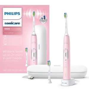Sonicare 6500 Electric Toothbrush