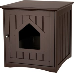 Homes Litter Box Enclosures