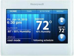 Honeywell Touch Screen Thermostat