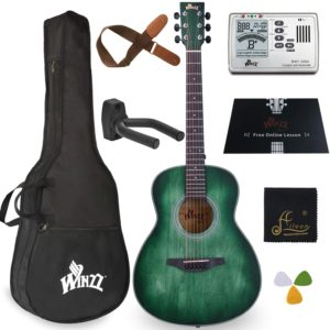 WINZZ ¾ Dreadnought Acoustic Guitar