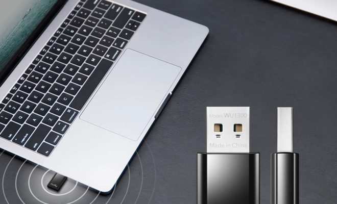 WiFi USB Adapter for PC