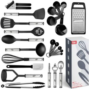 Kaluns 24 Nylon and Stainless-Steel Kitchen Set