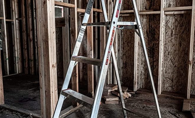 Little Giant Ladders, Flip-N-Lite