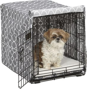 Privacy Dog Crate
