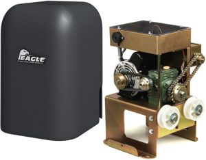 Eagle-1 Slide Gate Operator with 2 Wireless Remotes