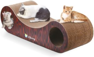 isYoung Large Cat Scratcher Lounge