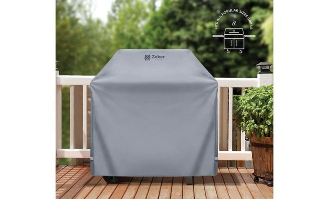 All-Weather Premium BBQ Grill Cover