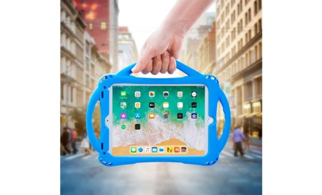 TopEsct Kids Case for New iPad