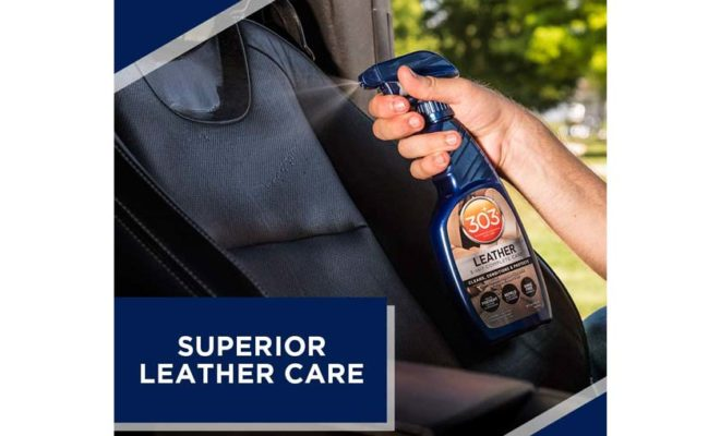 303 Leather 3-In-1 Complete Care