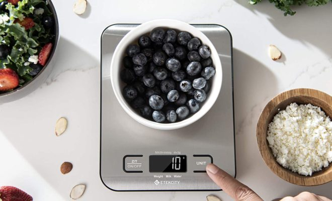 Etekcity Food Kitchen Scale, Digital Grams and Ounces