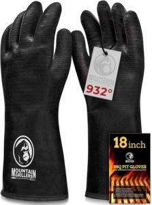 Mountain Grillers Extreme Heat-Resistant Gloves