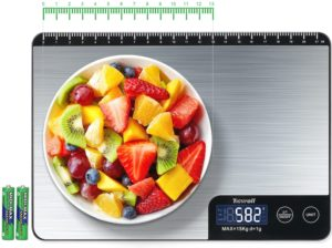 TICWELL Kitchen Food Scale