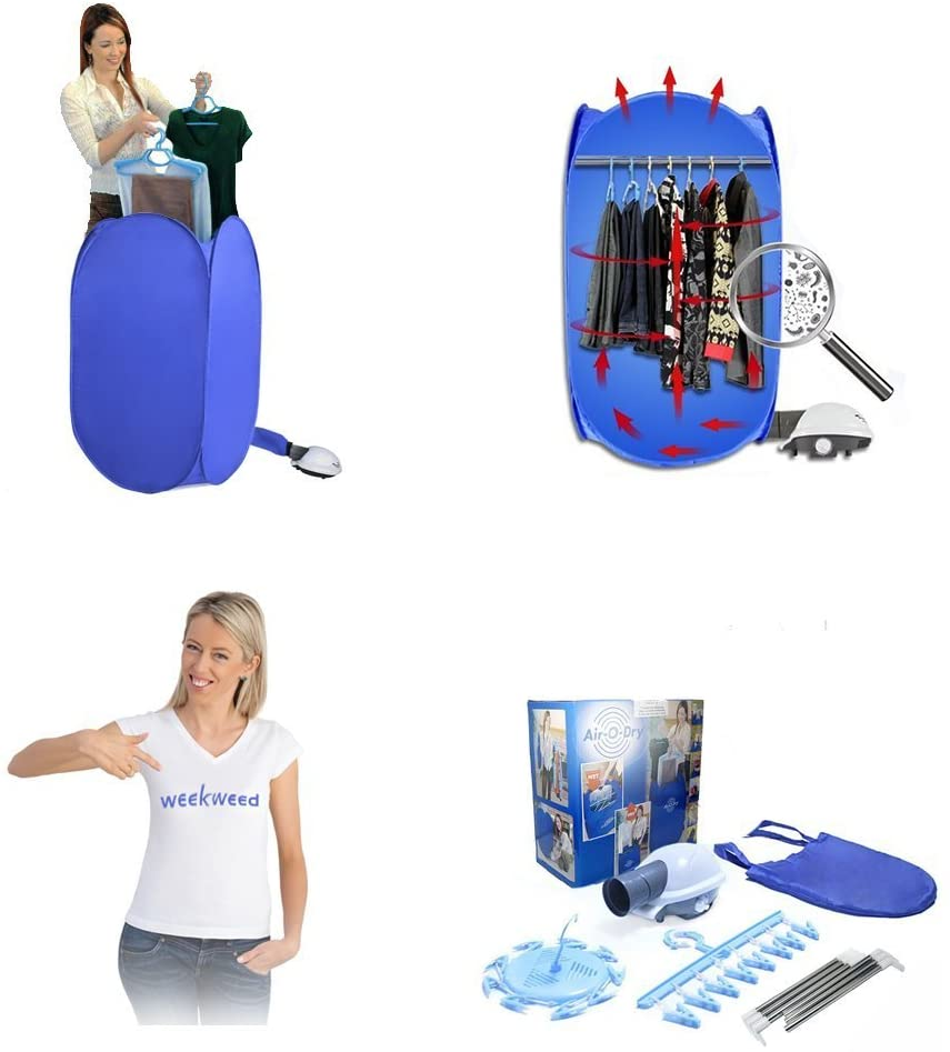 Weekweed Air Drying Clothes Dryer