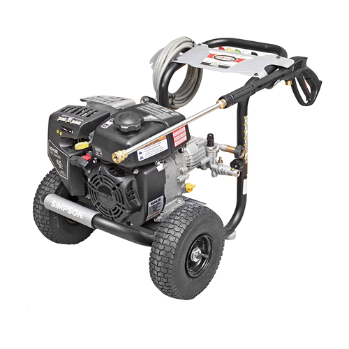 SIMPSON Cleaning MS60763-S MegaShot Gas Pressure Washer