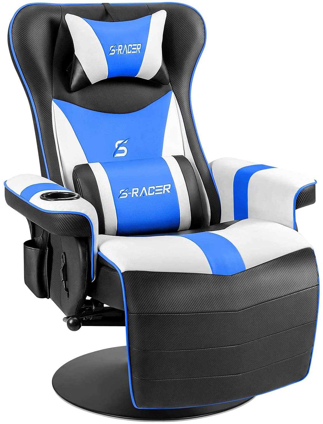 Furniwell Gaming Recliner Chair