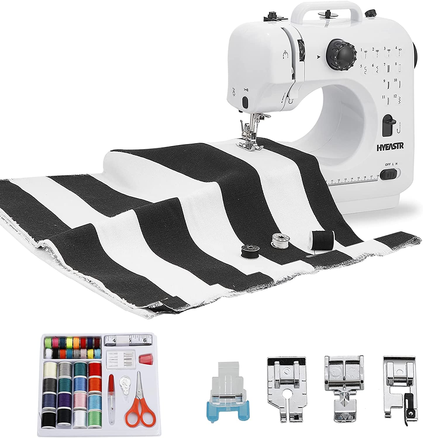 HYEASTR Sewing Machine Electric Household Sewing Machines
