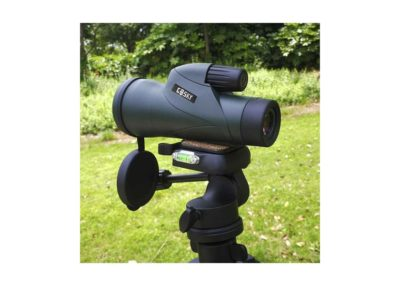 Gosky 12x55 High Definition Monocular Telescope and Quick Phone Holder