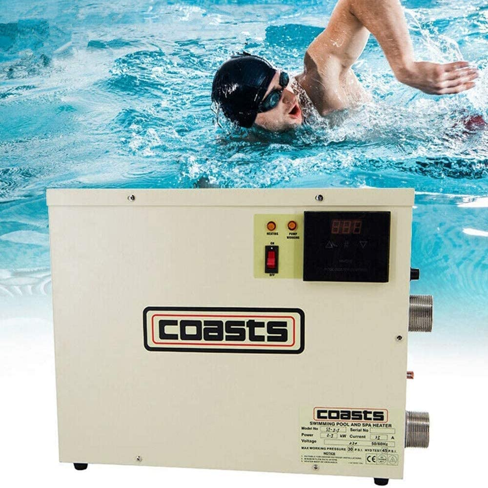 AYCHLG 240V 15KW Electric Pool Water Heater