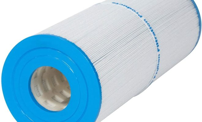 2 Pack Pool and Spa Filter Cartridge Replacement